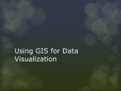 DataVis GIS